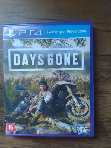 Days Gone PS4.