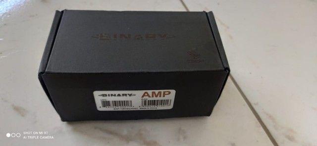 Hotone Binary Amp - Simulação 16 Amp + Cabinets - Foto 3