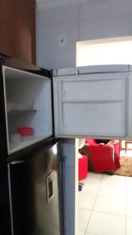 Geladeira Duplex conservada $650 aceito todos os cartões - Foto 4