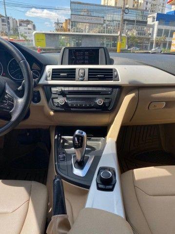 BMW 320i apenas 65.000 km branco pérola 2014 - Foto 10