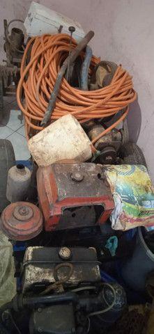 Máquina de fura poço artesiano  - Foto 5