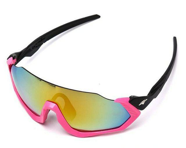 Oculos para ciclista com Proteção Uv