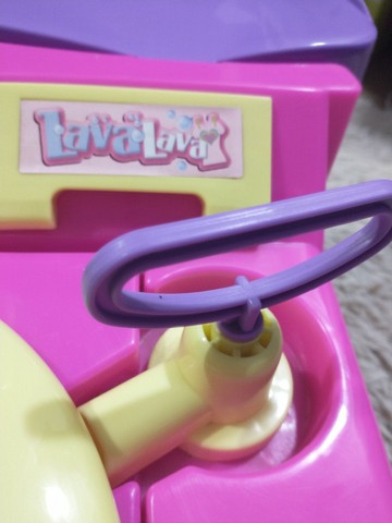Linda Máquina de Lavar - Brinquedo - Foto 3