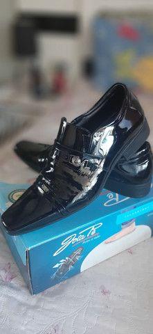 Sapato jota pe tecnologia alemã