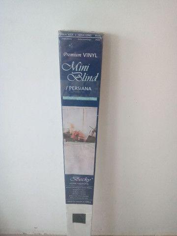 Persiana vinyl