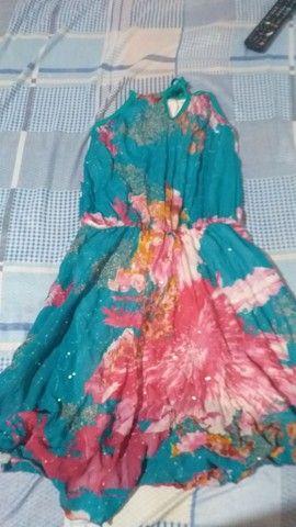 Vendo três vestidos de festa lindos - Foto 4