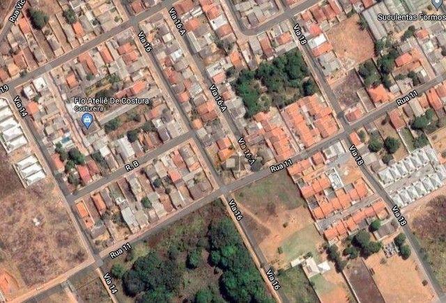 Casa com 2 dormitórios à venda, 100 m² por R$ 109.820,01 - Setor Sul - Formosa/GO - Foto 2