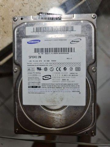 HD 160Gb Usado Funcionando - Foto 4