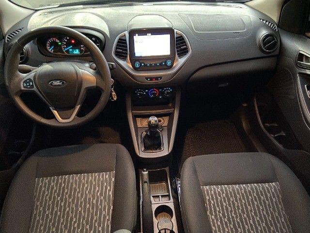Ford Ka+Sedan se plus 1.5 Mec. Completo 2020 Impecável  - Foto 5