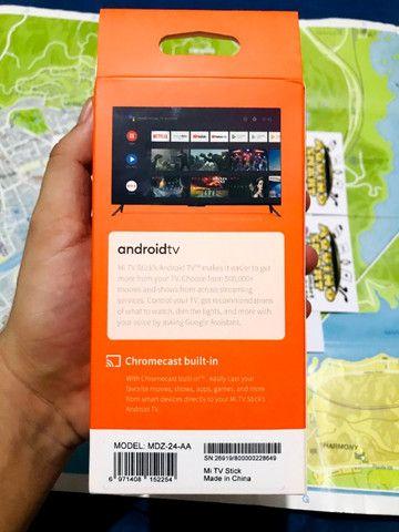 MI Tv Stick Lacrado C/ Garantia Versão Global Android TV Smart TV SmartTV - Foto 2