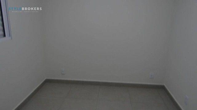 Kitnet com 1 dormitório para alugar, 36 m² por R$ 1.000,00/mês - Cristo Rei - Várzea Grand - Foto 5