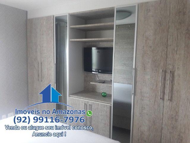 Salvador Dali (Adrianópolis): 03 quartos Mobiliado leia - Foto 4