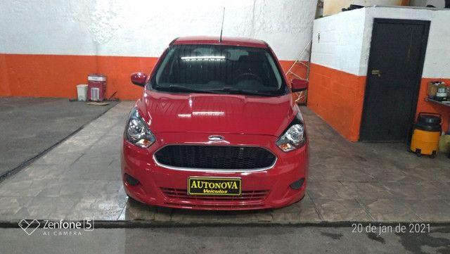 Ford Ka Hatch 1.0 Se Baixa Km Revisado Novo - Foto 9