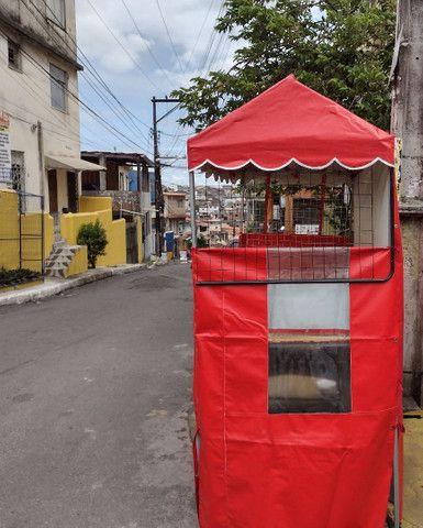 Barraca para comércio de rua - Foto 2