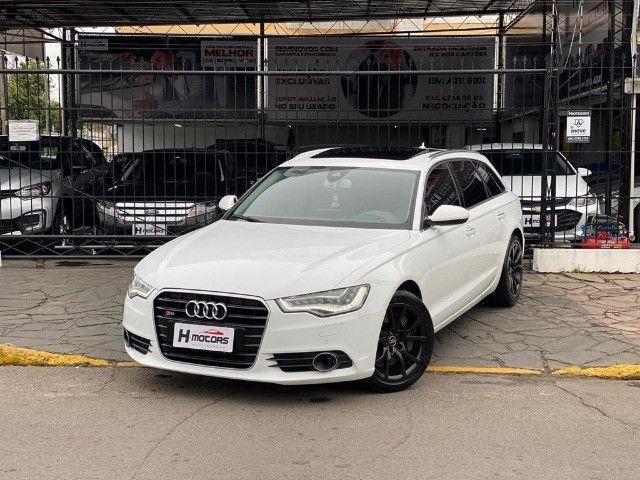 Audi a6 avant. tfsl v6 quattro