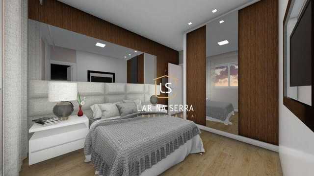 Apartamento com 1 dormitório à venda, 94 m² por R$ 369.600,00 - Centro - Canela/RS - Foto 19