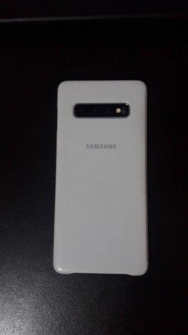 Samsung Galaxy S10 branco