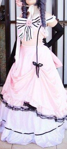 Costureira cosplay, Kpop, Disney, princesa, k style, anime, desenhos, Cosmaker costura  - Foto 2