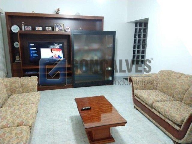 Casa para alugar com 4 dormitórios em Vila floresta, Santo andre cod:1030-2-35769 - Foto 2