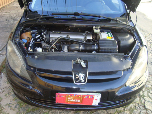 Peugeot 307 2.0 rallye 16v gasolina 4p automatico - Foto 2