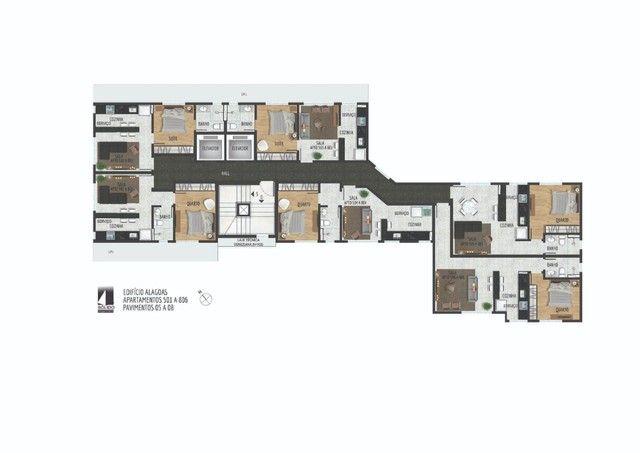 Apartamento à venda com 1 dormitórios em Savassi, Belo horizonte cod:700605 - Foto 16