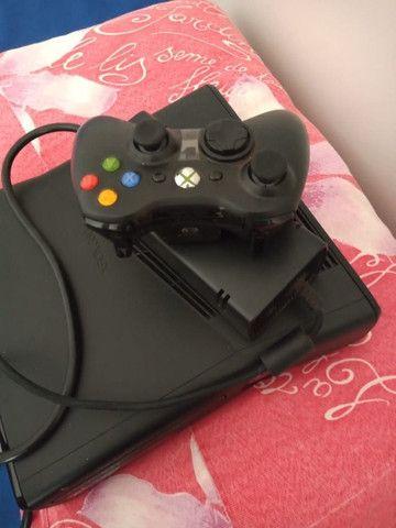 Microsoft Xbox 360 Slim 4GB Muito Conservado - Foto 3