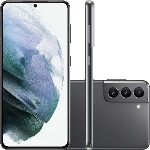 Smartphone Samsung Galaxy S21 128GB Preto