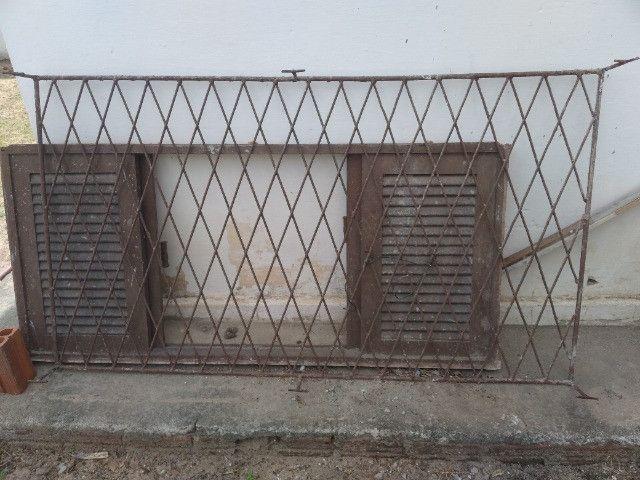 Grades de ferro e janela - Foto 2