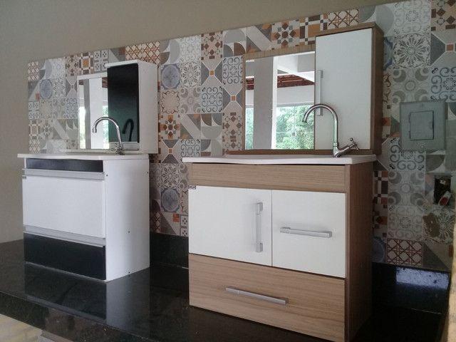 Armário para banheiro - Foto 2