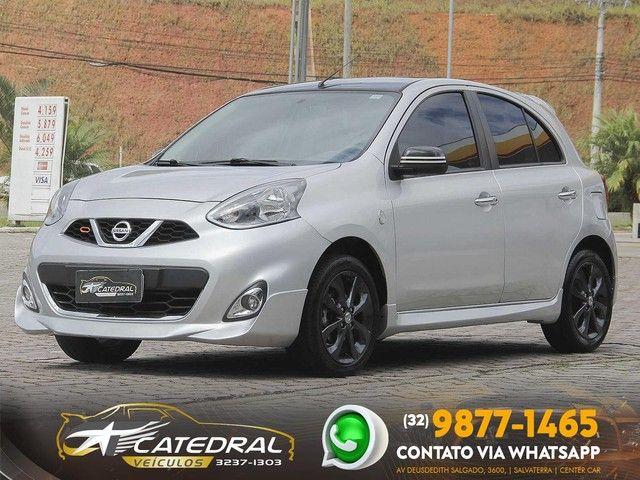 Nissan MARCH Rio2016 1.6 Flex Fuel 5p 2016 *Novíssimo* Aceito Troca - Foto 3