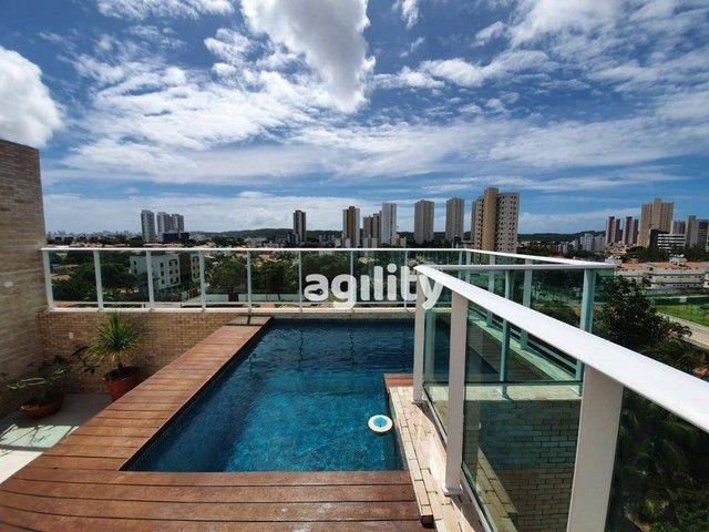 Cobertura com 4 dormitórios à venda, 160 m² por R$ 755.000,00 - Capim Macio - Natal/RN - Foto 14