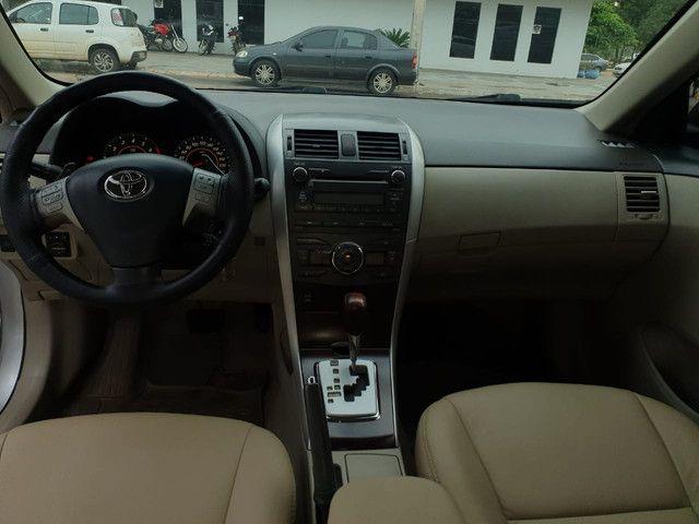 Corolla Altis 2.0 2012  - Foto 12