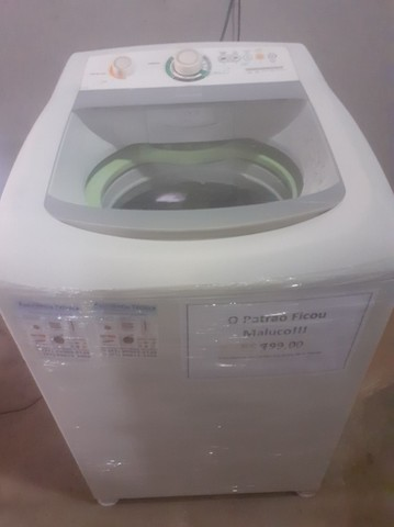 Lavadoras de roupas