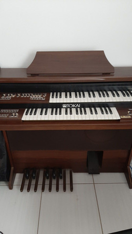 Órgão Tokai TK 70 - Foto 4