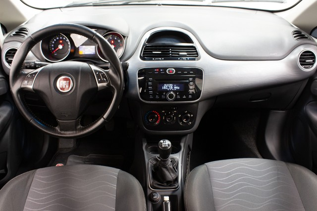 Fiat Punto Essence 1.6 16V (Flex) - Foto 6
