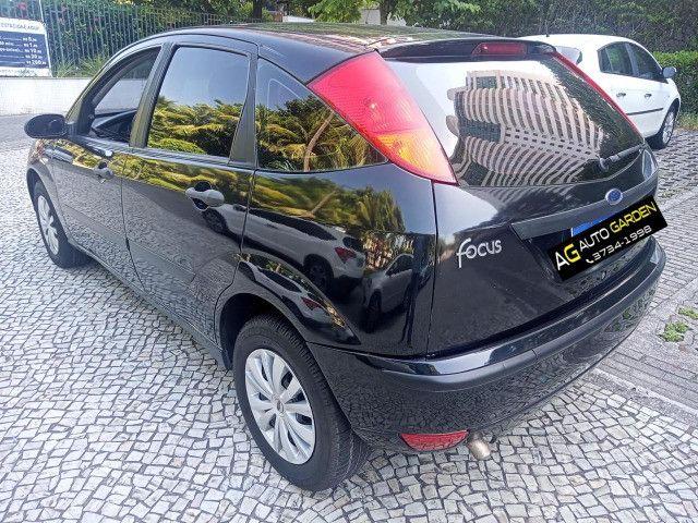 Ford Focus 2009 Hatch Gl 1.6 8v flex+completíssimo+revisado+novíssimo!!! - Foto 6