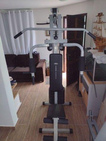 Estação musculação semi nova