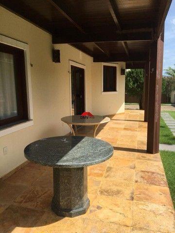 Casa de condomínio à venda com 4 dormitórios em Porto das dunas, Aquiraz cod:DMV470 - Foto 3