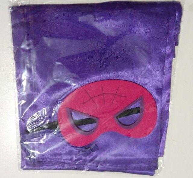 Capa e máscara de heróis - Foto 4