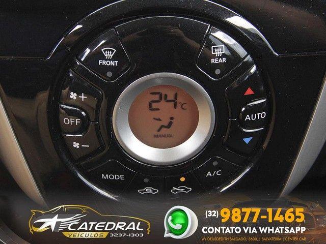 Nissan MARCH Rio2016 1.6 Flex Fuel 5p 2016 *Novíssimo* Aceito Troca - Foto 12