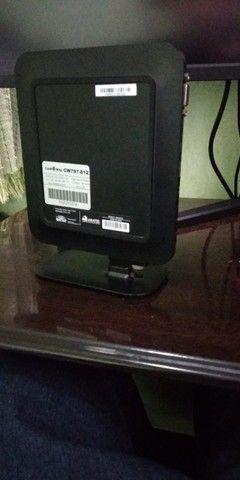 Mini Microcomputador Cashway - CW797-911 Dual Core 2GB 320 HD Wireless