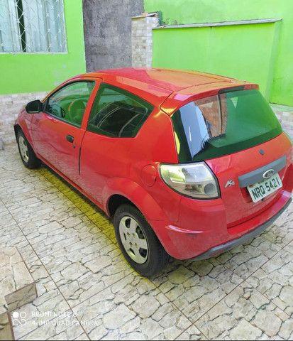 Ford Ka 2011/2012 IPVA 2021 PAGO - Foto 8