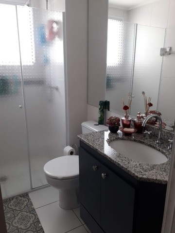 Oportunidade Apartamento 3 dormitórios SBC completo todo mobilhado.  - Foto 5