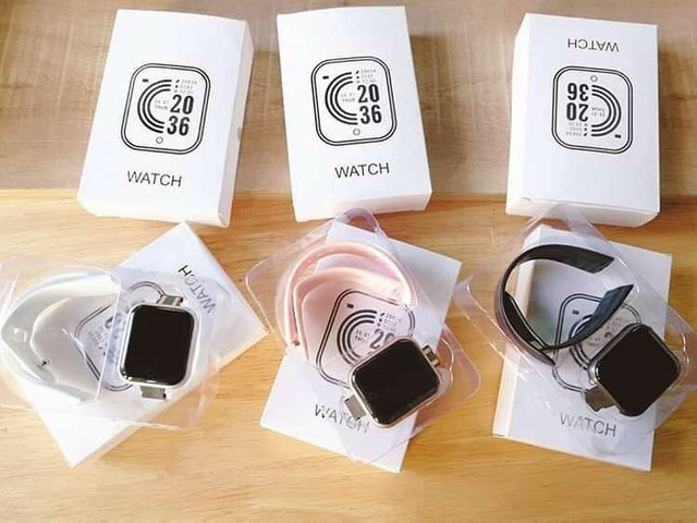 Smartwatch Y68 / D20 - Foto 3