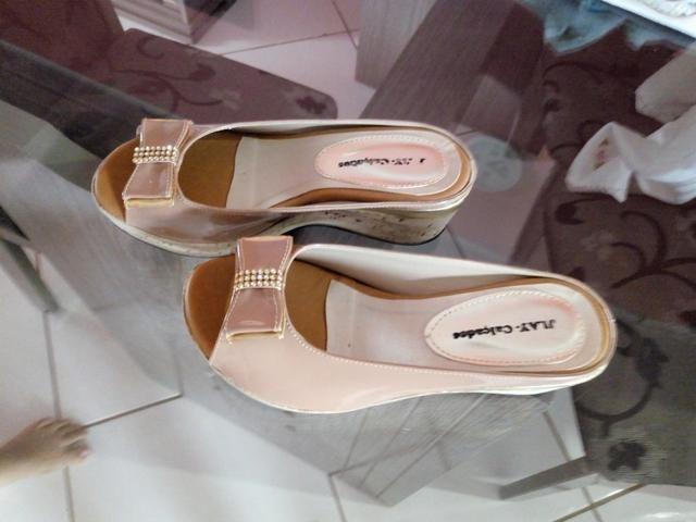 Sandálias Femininas feitas sob encomenda