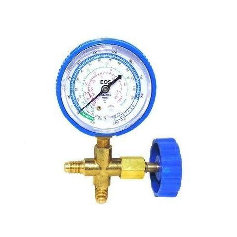 Manifold Refrigeração Simples C T 466l Baixa R22/404a/134a