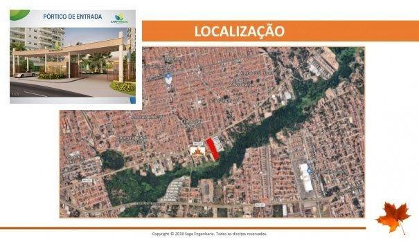 BELLEVILLE - Apartamento em Lançamentos no bairro Forquilha - São Luís, MA - Foto 3