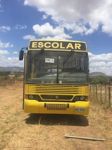 Ônibus Motor Scania