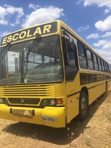 Ônibus Motor Scania - Foto 2