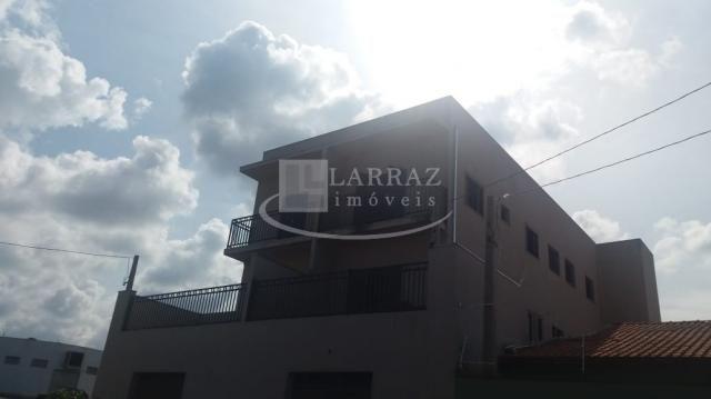 Apartamento com quintal privativo novo para venda em brodowski na saída para serrana, 2 do - Foto 2